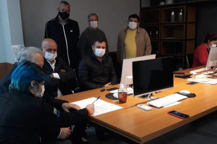 Balneário Rincão reforça apoio ao Hospital São Donato