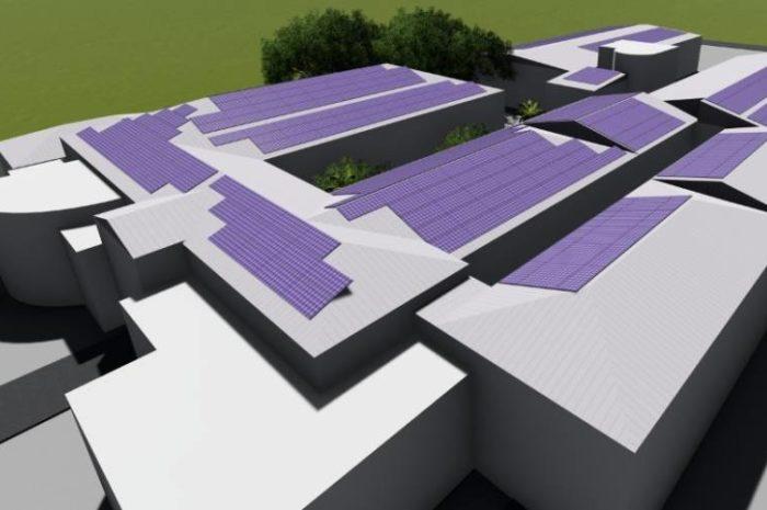 Hospital São Donato vai utilizar captação solar para a geração de energia elétrica
